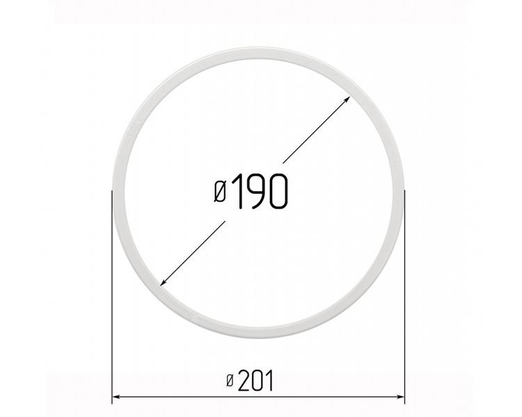 Rondelle De Renfort Ø 190 mm