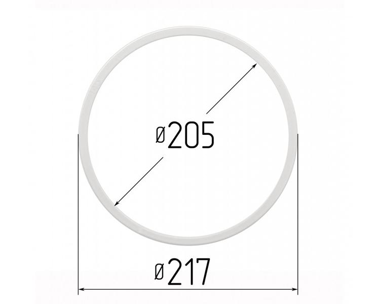 Rondelle De Renfort Ø 205 mm