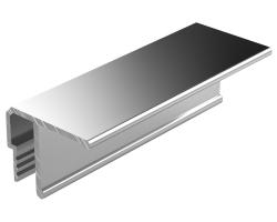 Profilé Invisible Aluminium Pafond