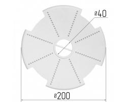 Lustre plate-forme model 501