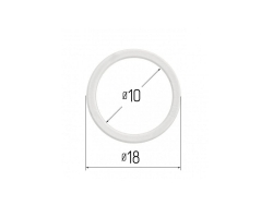 Rondelle De Renfort Ø 10 mm