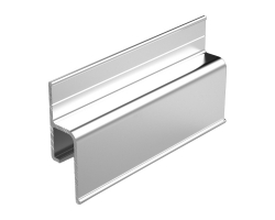 Profilé Invisible Aluminium Mur EU